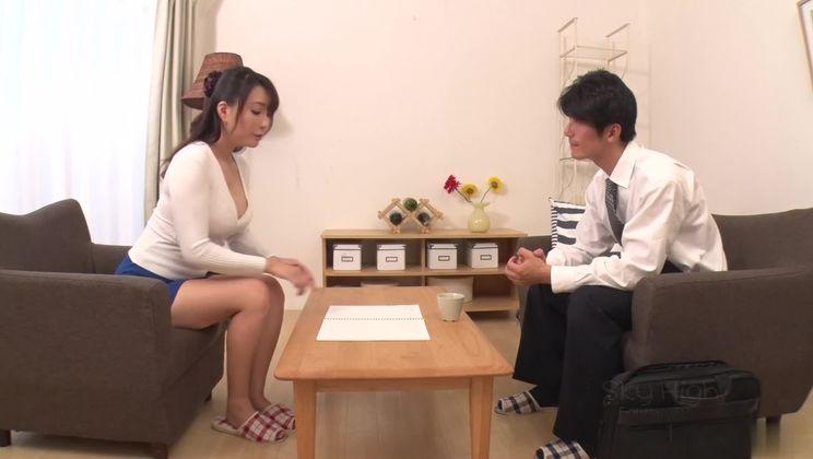 Mellow Kotone Kuroki featuring blow job video