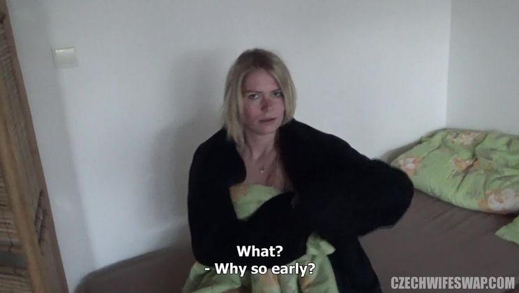 Czech Wife Swap 1 part 2