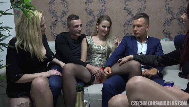 Czech Mega Swingers 20 Part 6