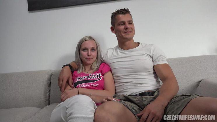 Czech Wife Swap 1 part 1