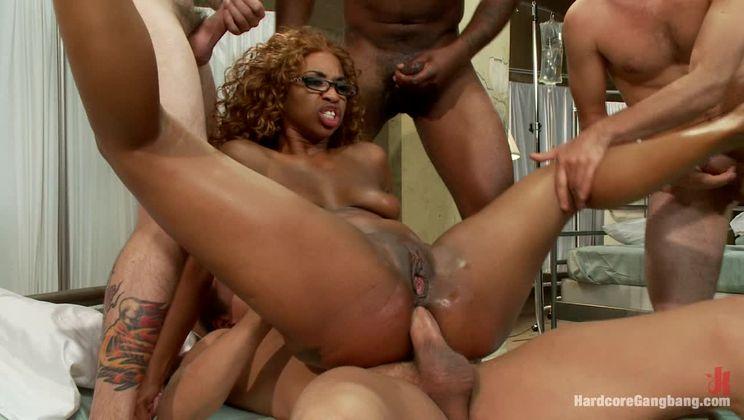Ebony Slim Waist Big Ass