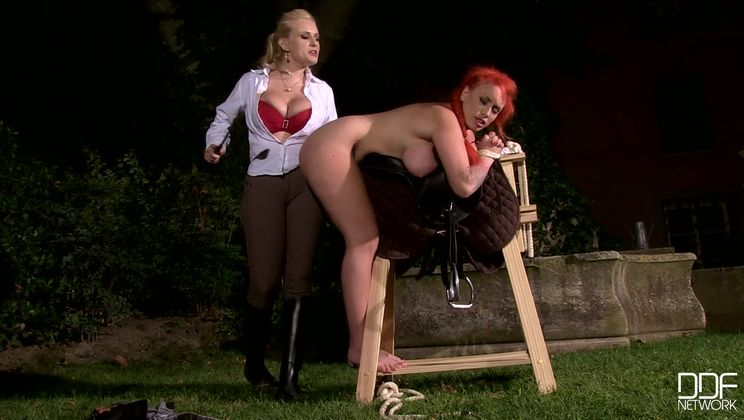 A Slave to be Punished