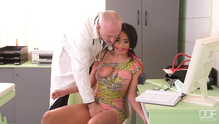 Genital Hospital - BDSM Clinic Prescribes Anal Sex, Part 1