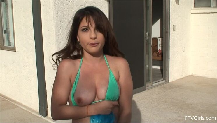 Pushing Her Limits 12