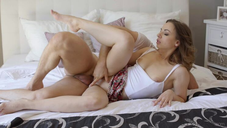 Horny natural woman fucked deeply