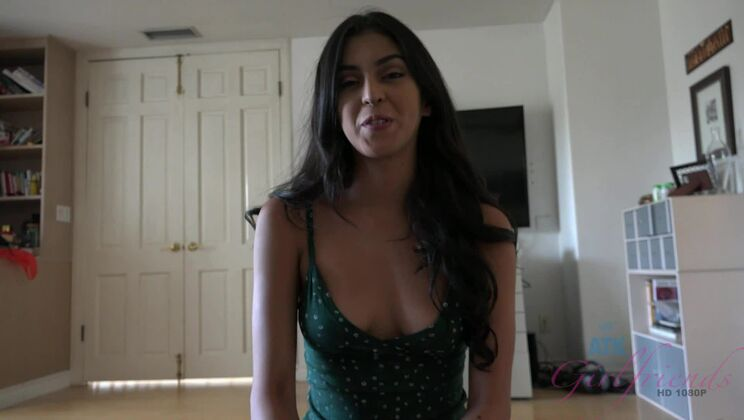 Sophia is excited to fuck you.