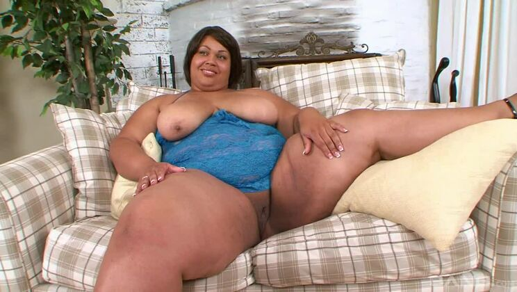 Cherri Lust is a Fat Black Lover
