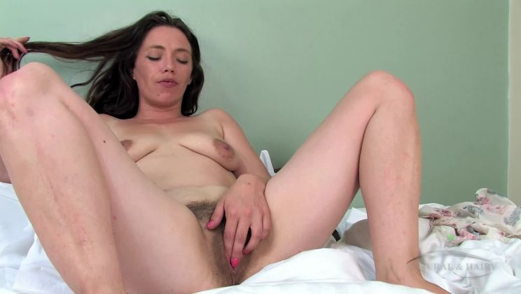 Mia masturbating to the thought of you watching