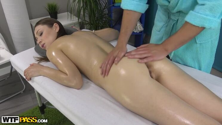 Wild Experience at Private Massage Session