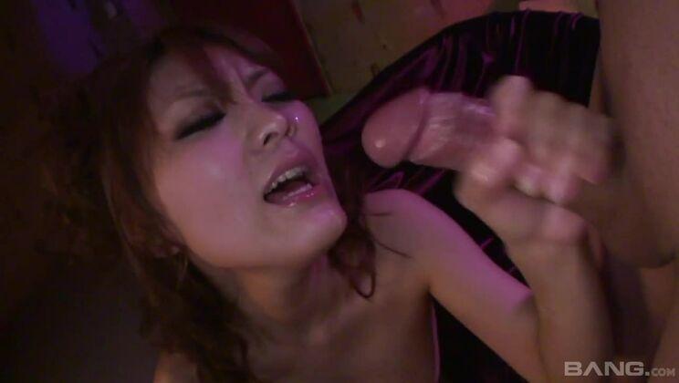 Nagisa Aiba is Never satisfied