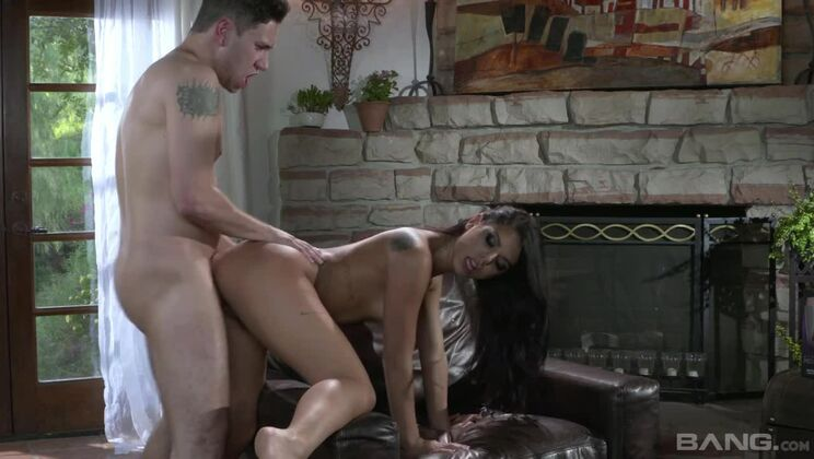 Gina Valentina likes Penthouse's Toy Box but she really wants her mans cock