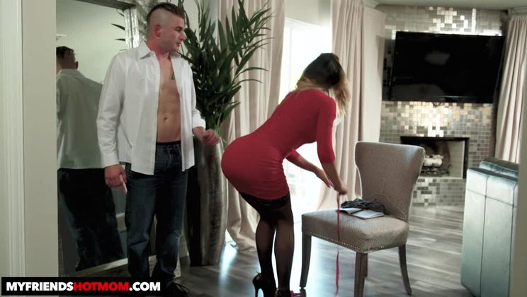 Cherie DeVille,Nathan Bronson My Friend's Hot Mom