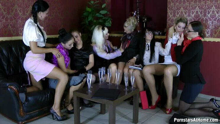 Pissed On Pile Of Lesbos Part 1