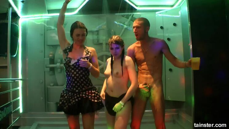 DSO Alter Ego Orgy Part 6 - Cam 3