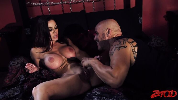 Kendra Lust  wants to experience it hard too!