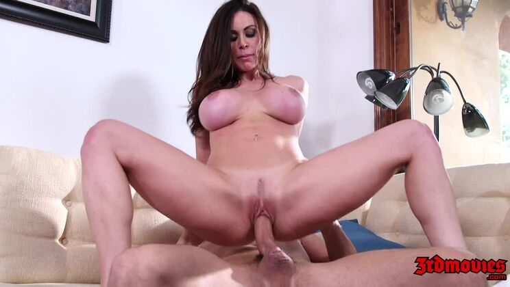 Busty MILF Kendra Lust Tries Different Cock