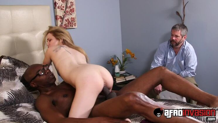 Hot Blonde Bitchy Step Daughter