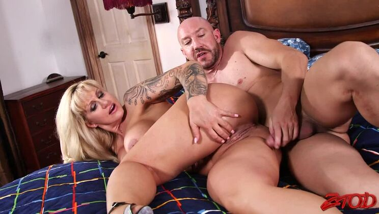 Ryan Connor is anxious to get her husband out of the house