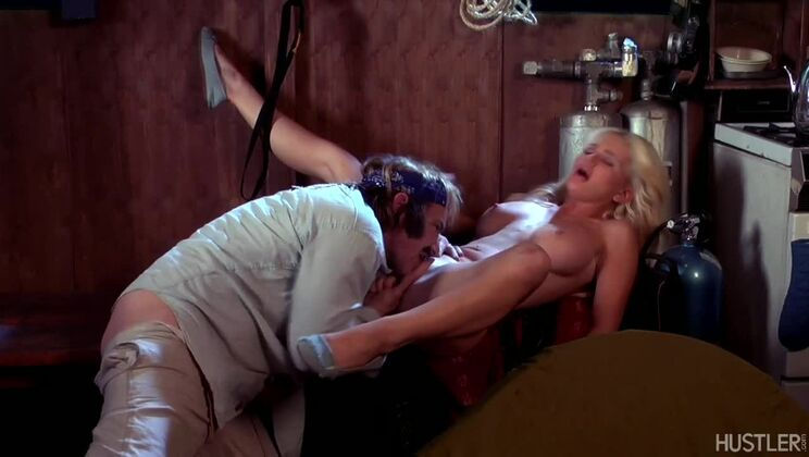 Alexis Ford in This Ain't Jaws XXX