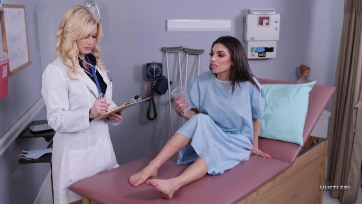 Lesbian MILF Doctors