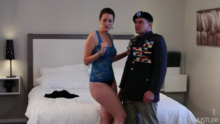 Kimberly Kane in The General Goes All In