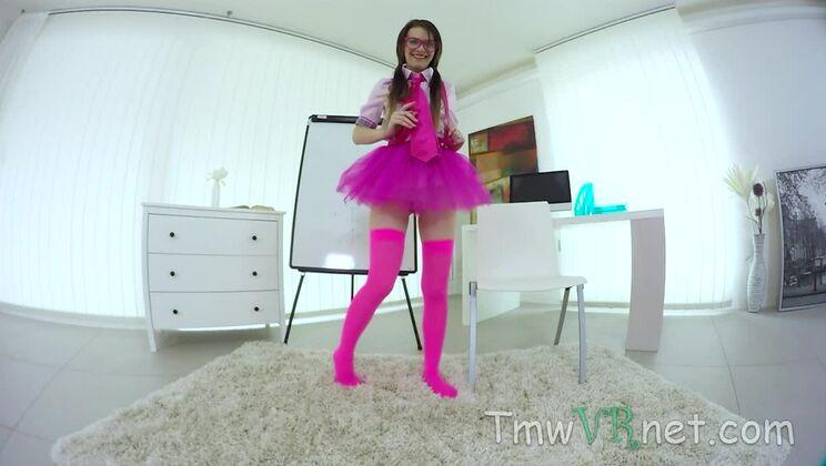 VR Schoolgirl Experience