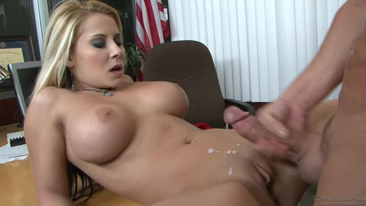 CUMSHOTS Office Perverts Vol 06 Scene 11