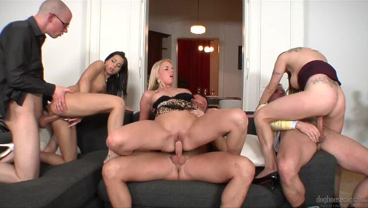 Swingers Orgies Scene 2