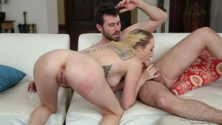 My Asshole Wants It Deep and Rough Scene 3