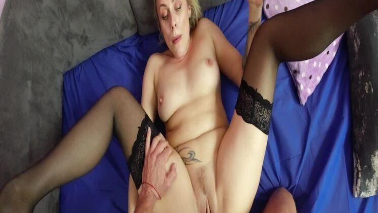 POV sex with nice milf