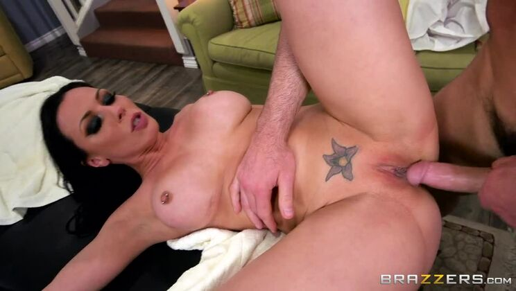 Rubbing A Cock In Her Poon