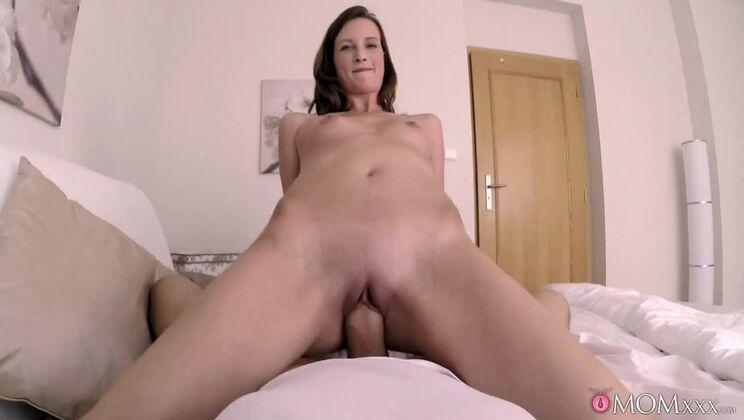MILF POV 2: Tight Brunette Mommy