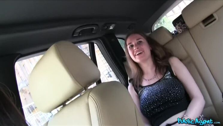 Hot hitchhiking babes fuck for cash part 2